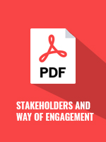 Stakeholers and Way of Engagement